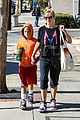 reese witherspoon busy saturday with son deacon 22