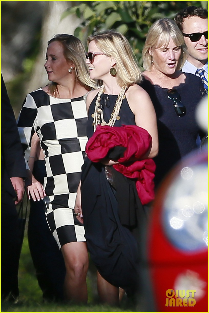 reese witherspoon jim toth attends justin bartha wedding jesse eisenberg 023023151