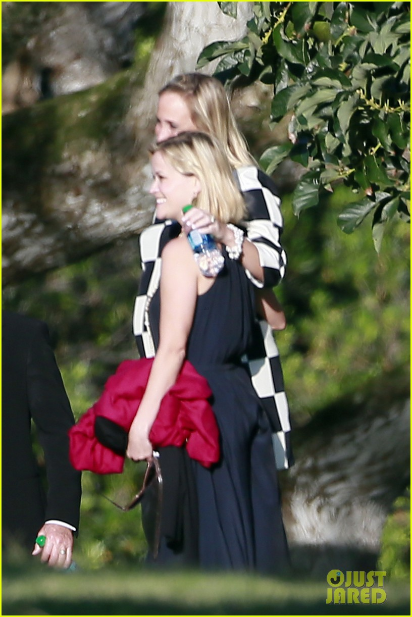 reese witherspoon jim toth attends justin bartha wedding jesse eisenberg 043023153