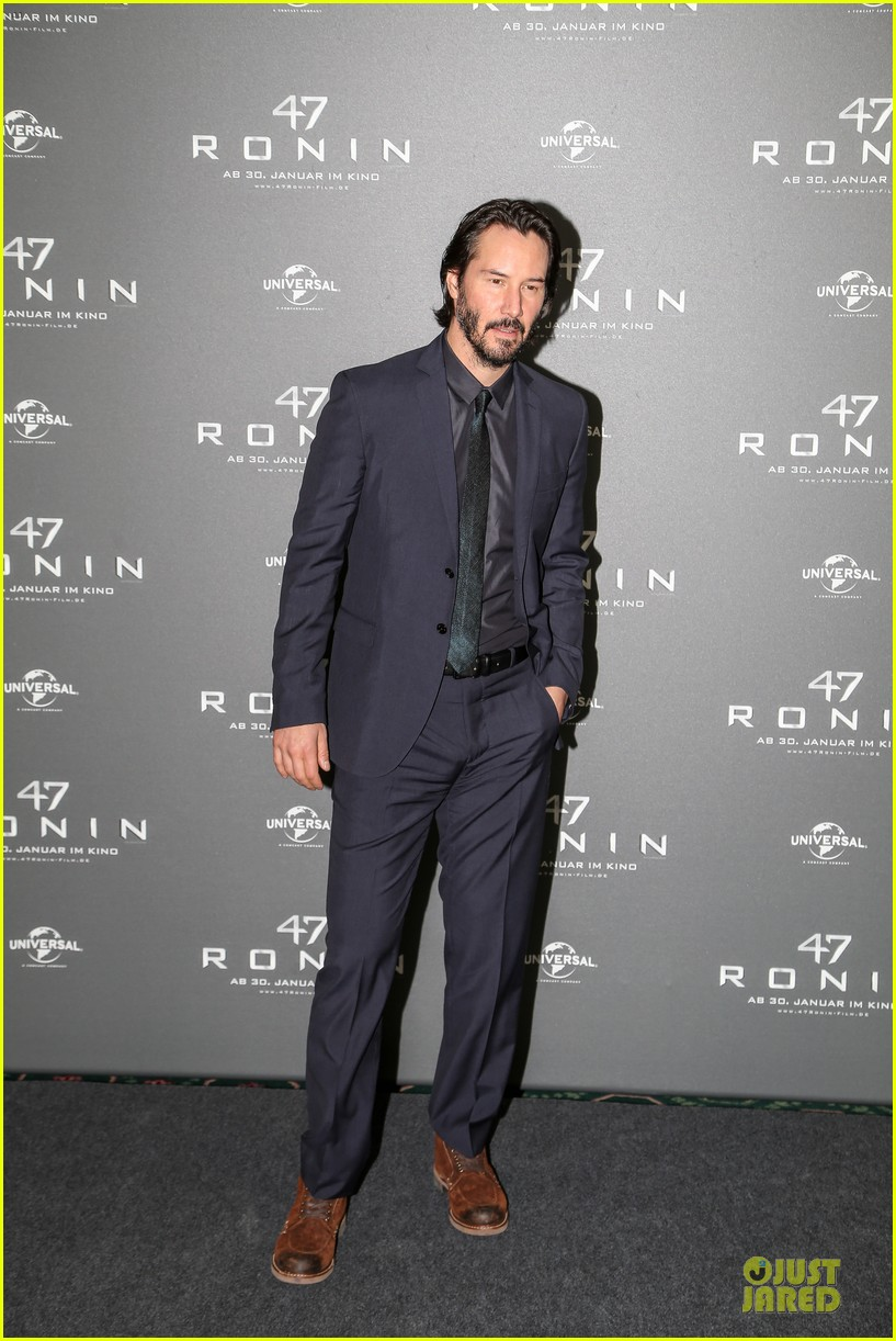 keanu reeves 47 ronin munich photo call 033034343