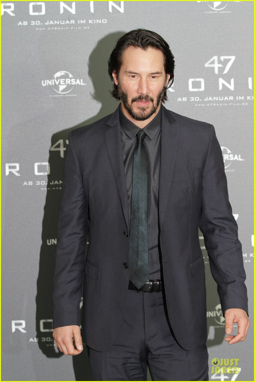 keanu reeves 47 ronin munich photo call 063034346