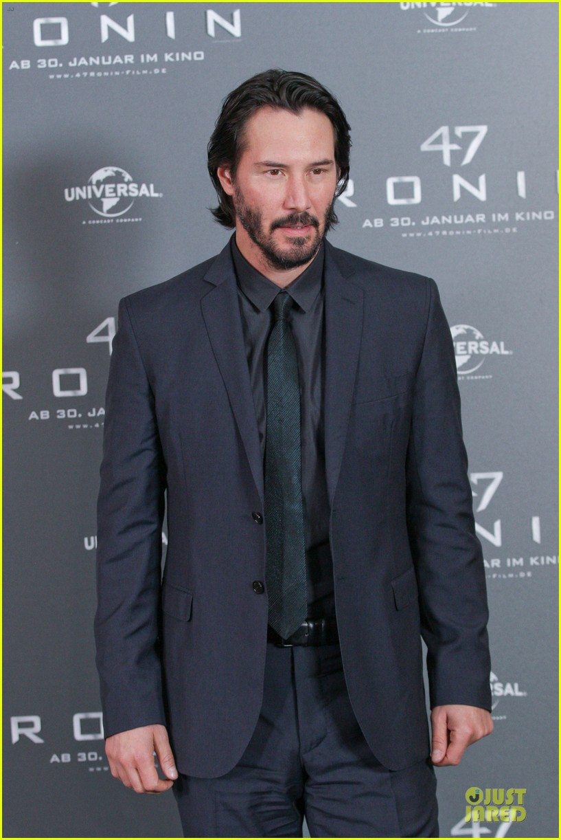 keanu reeves 47 ronin munich photo call 103034350