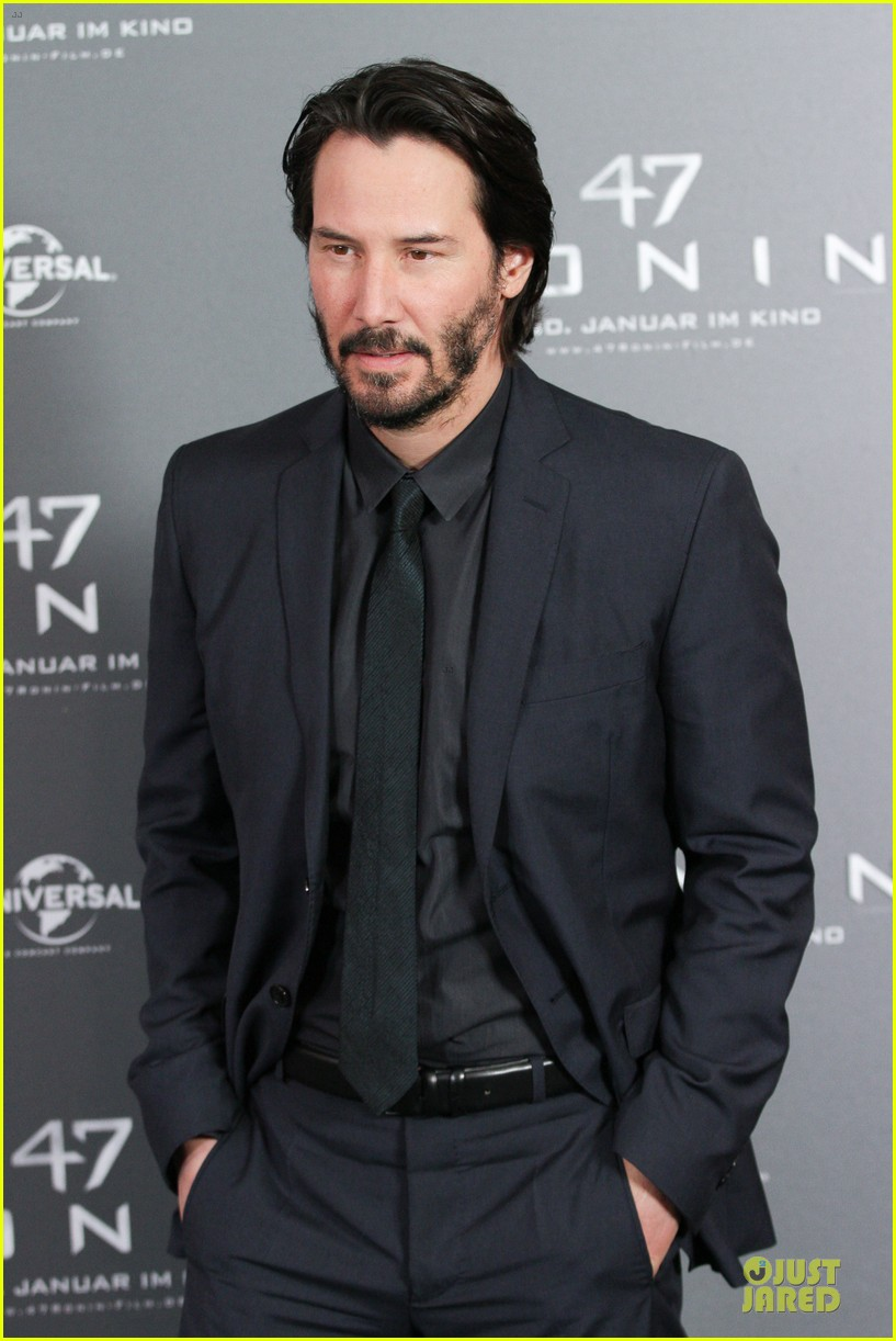 keanu reeves 47 ronin munich photo call 113034351