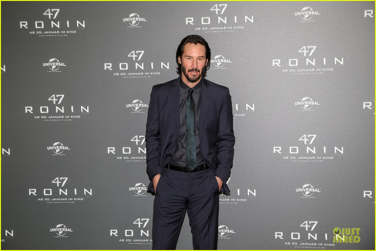 keanu reeves 47 ronin munich photo call 20