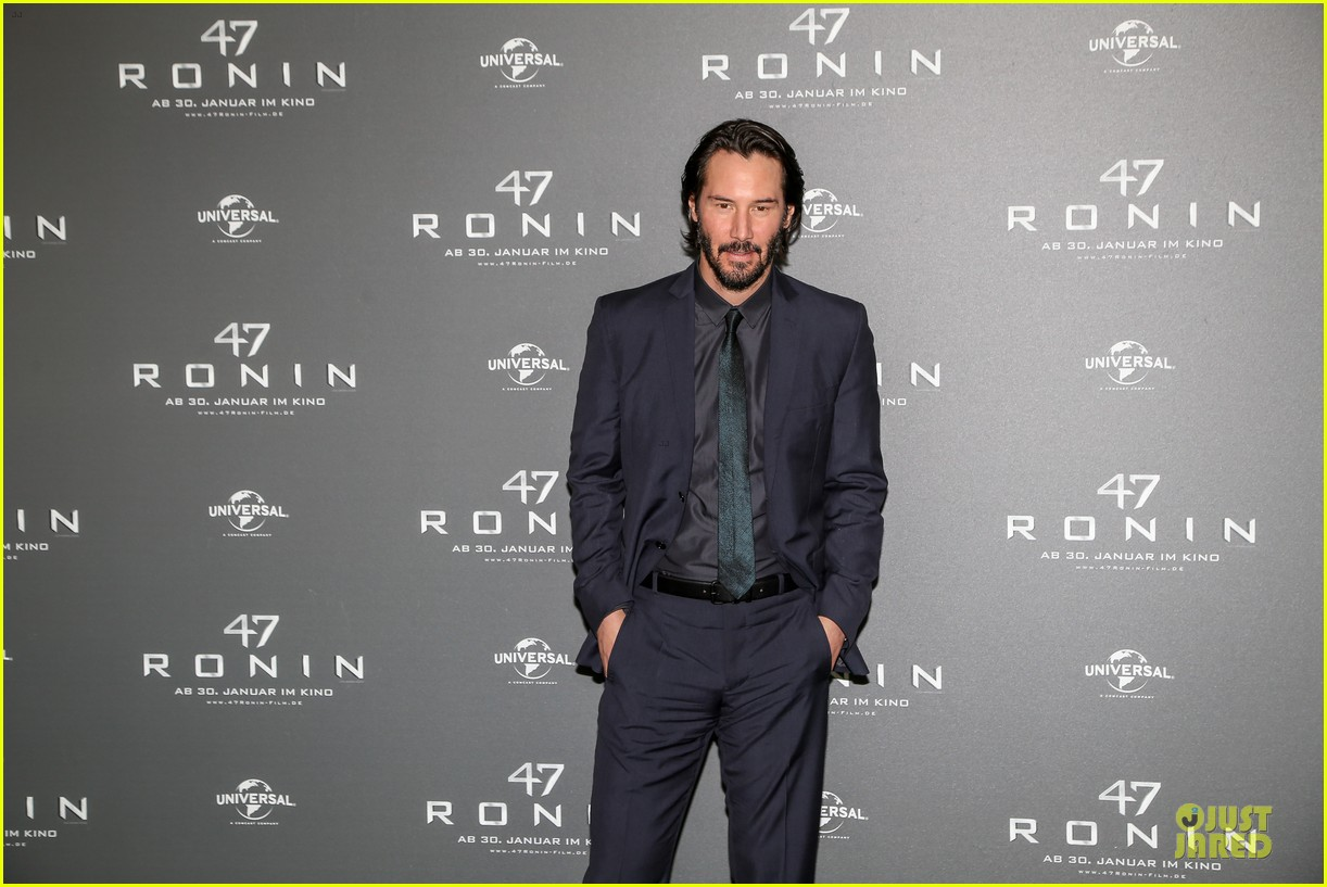 keanu reeves 47 ronin munich photo call 21