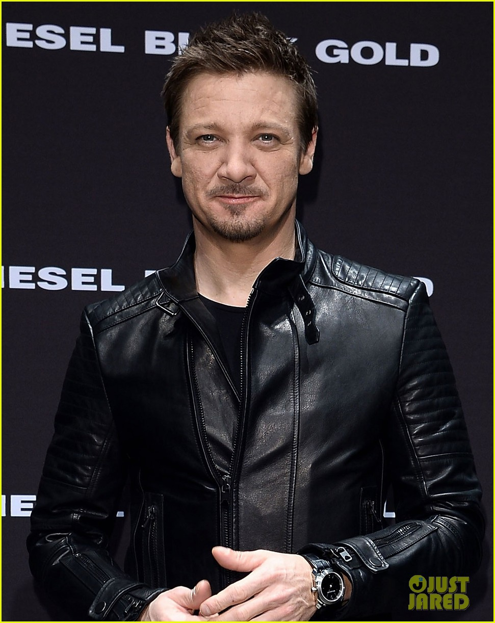 jeremy renner diesel black gold fashion show in florence 023026034