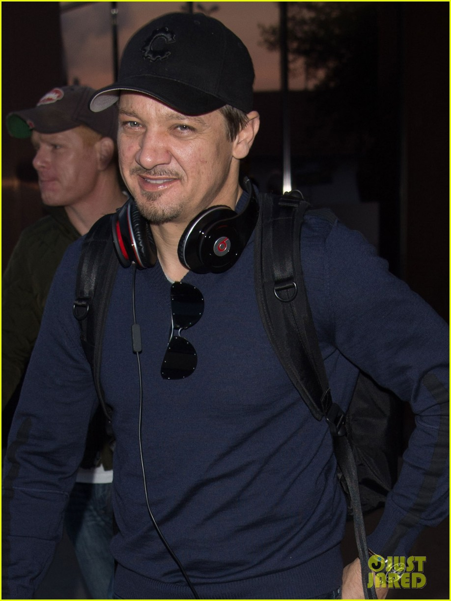 jeremy renner diesel black gold fashion show in florence 04