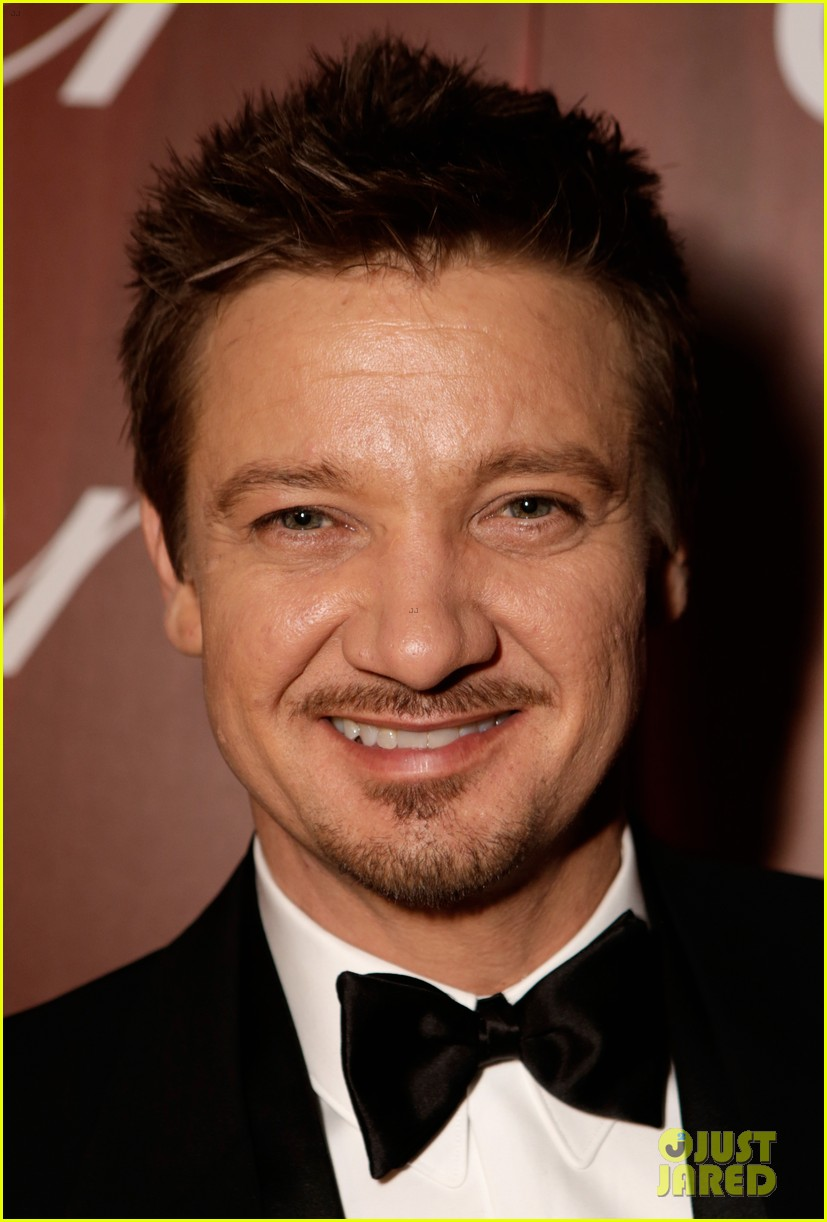 jeremy renner elisabeth rohm palm springs film festival awards gala 2014 023022812