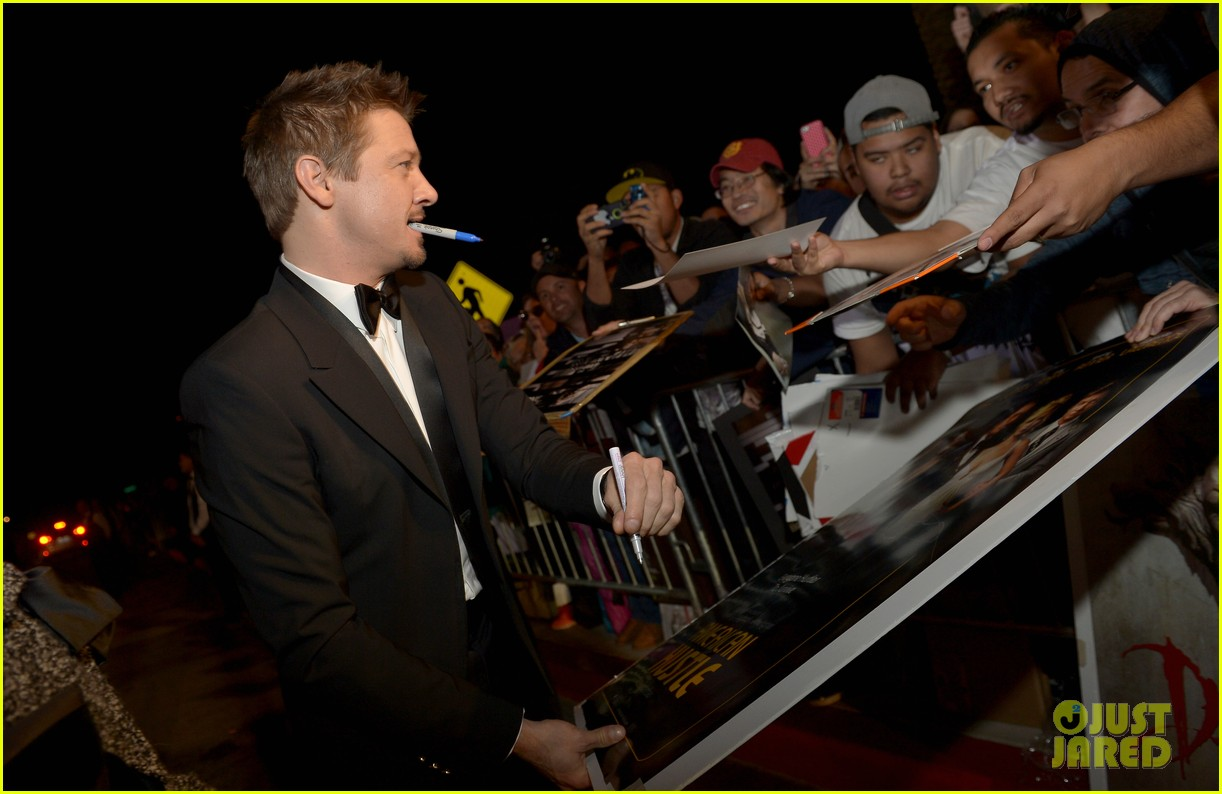 jeremy renner elisabeth rohm palm springs film festival awards gala 2014 113022821