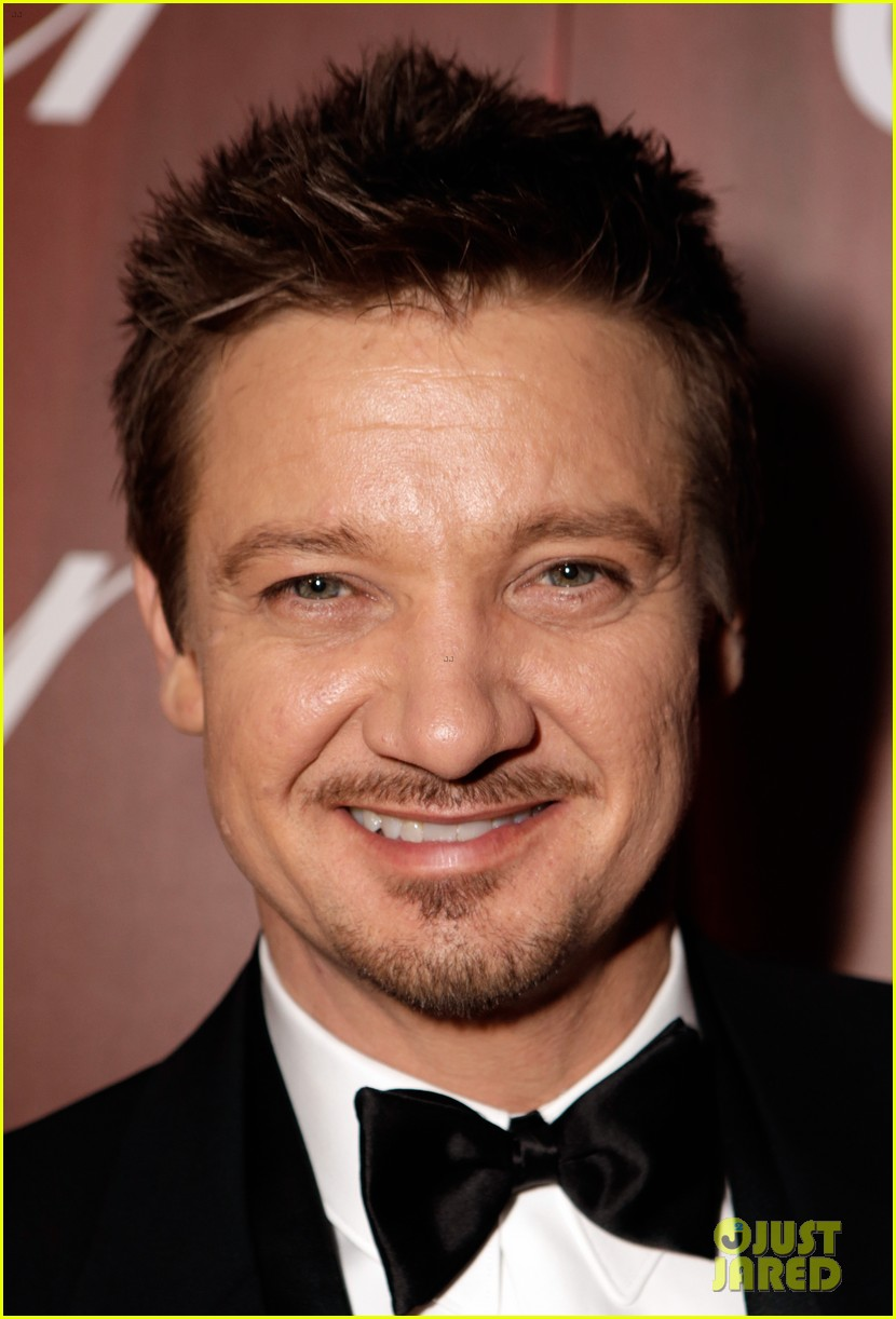 jeremy renner elisabeth rohm palm springs film festival awards gala 2014 133022823
