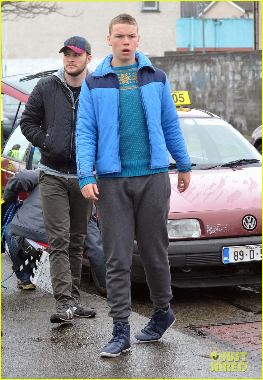 jack reynor will poulter begin filming glassland 033026074