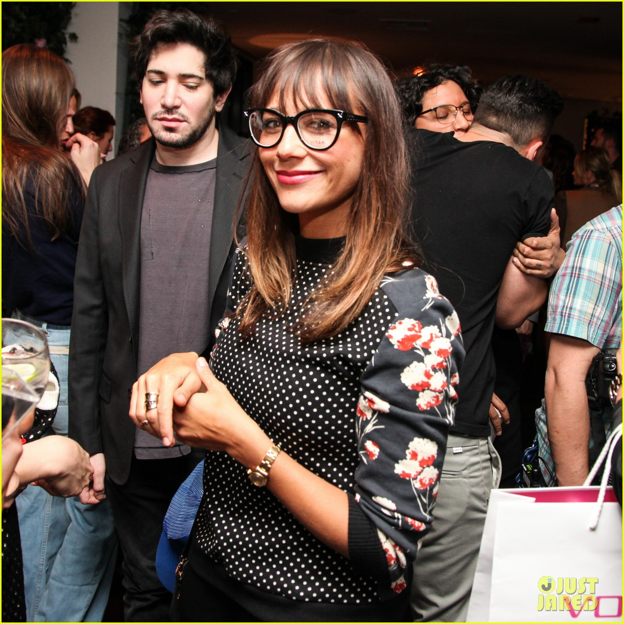 nicole richie rashida jones charlotte ronsons vogue eyewear launch party 053032018