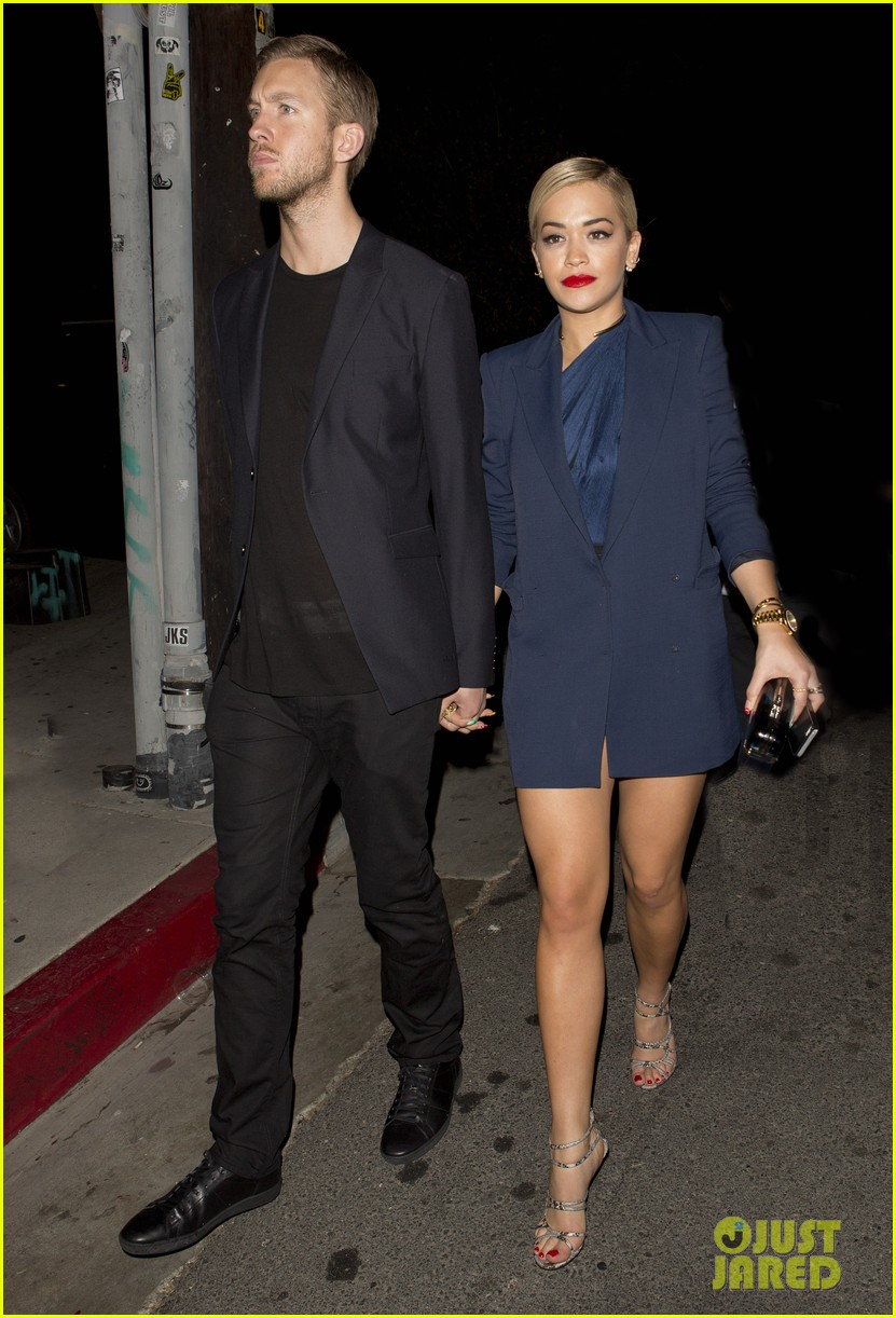 rihanna rita ora pre grammys 1 oak night out 053040603