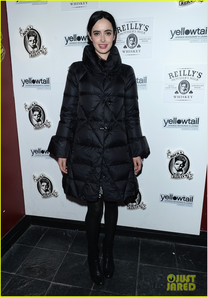 krysten ritter yellowtail cocktail party after learning to ride at sundance 013036427