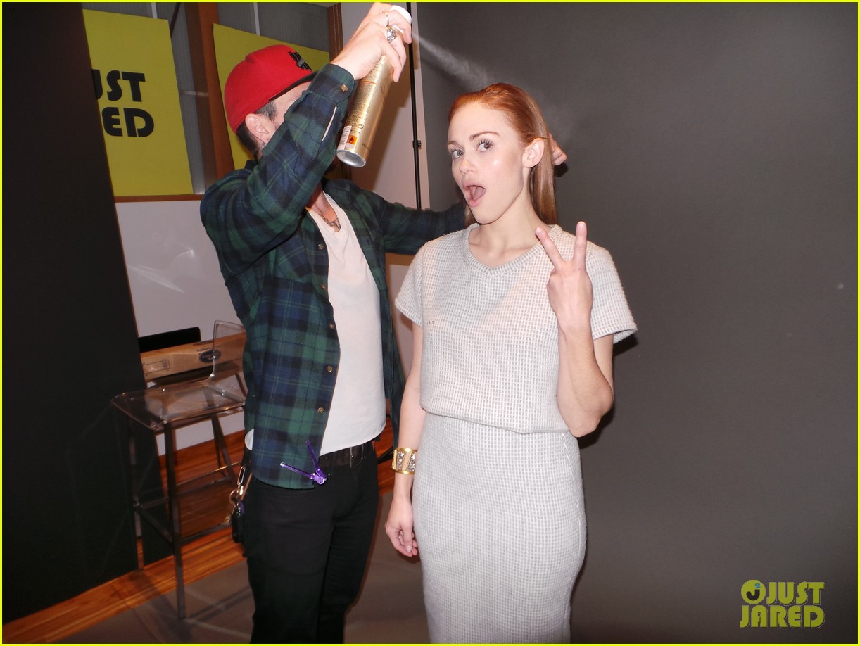 holland roden jj spotlight of the week behind the scenes pics 023024517