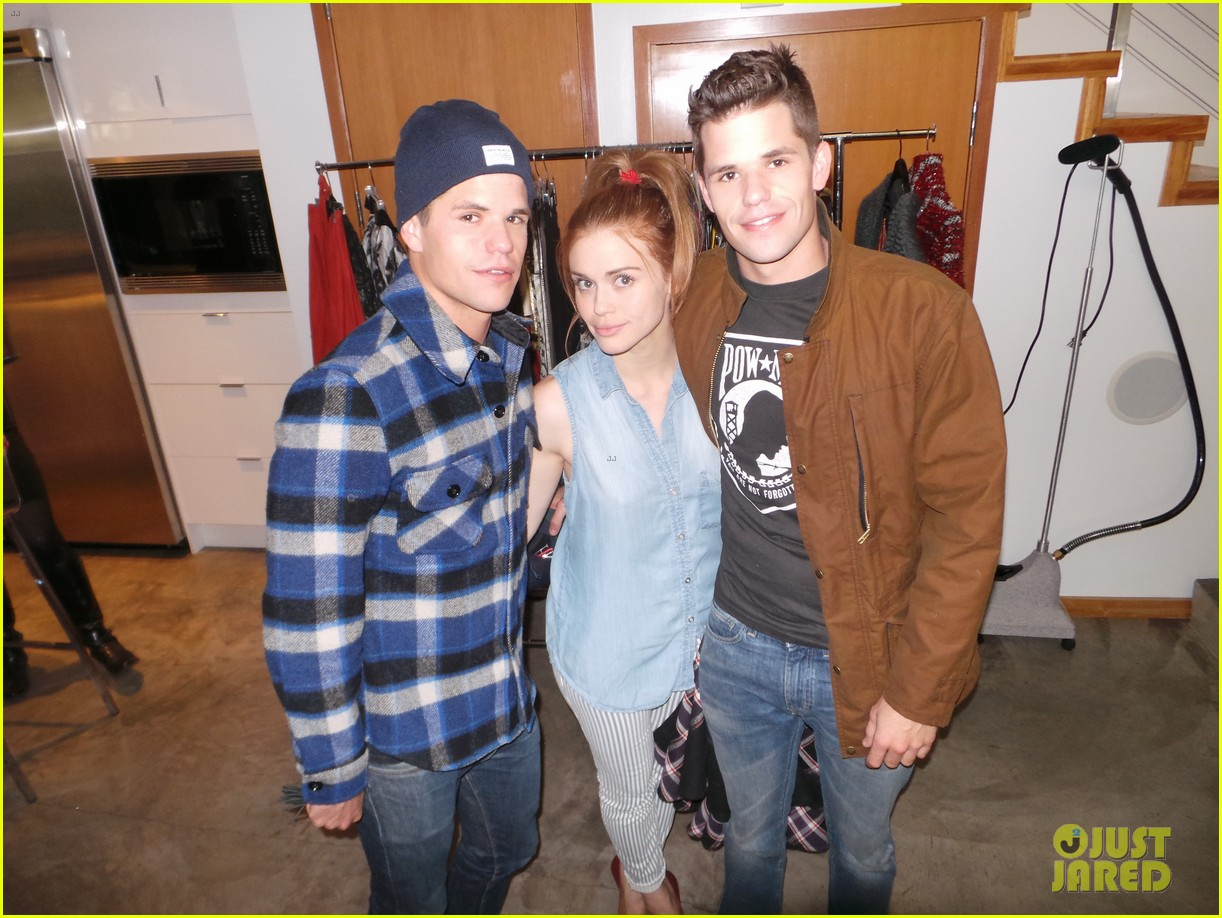 holland roden jj spotlight of the week behind the scenes pics 053024520