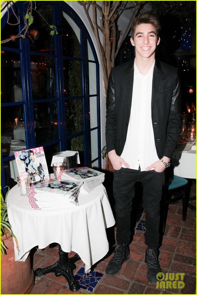 louise roe cara santana nylon magazine party 043032636