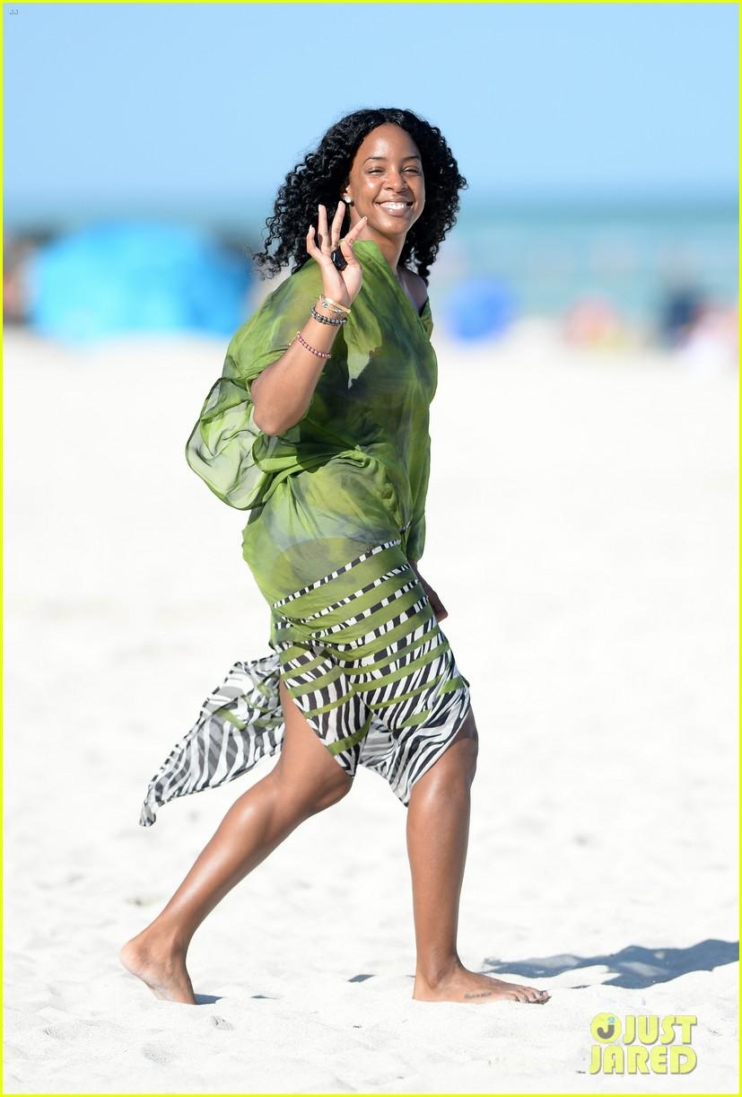 kelly rowland miami beach bikini babe 083022001
