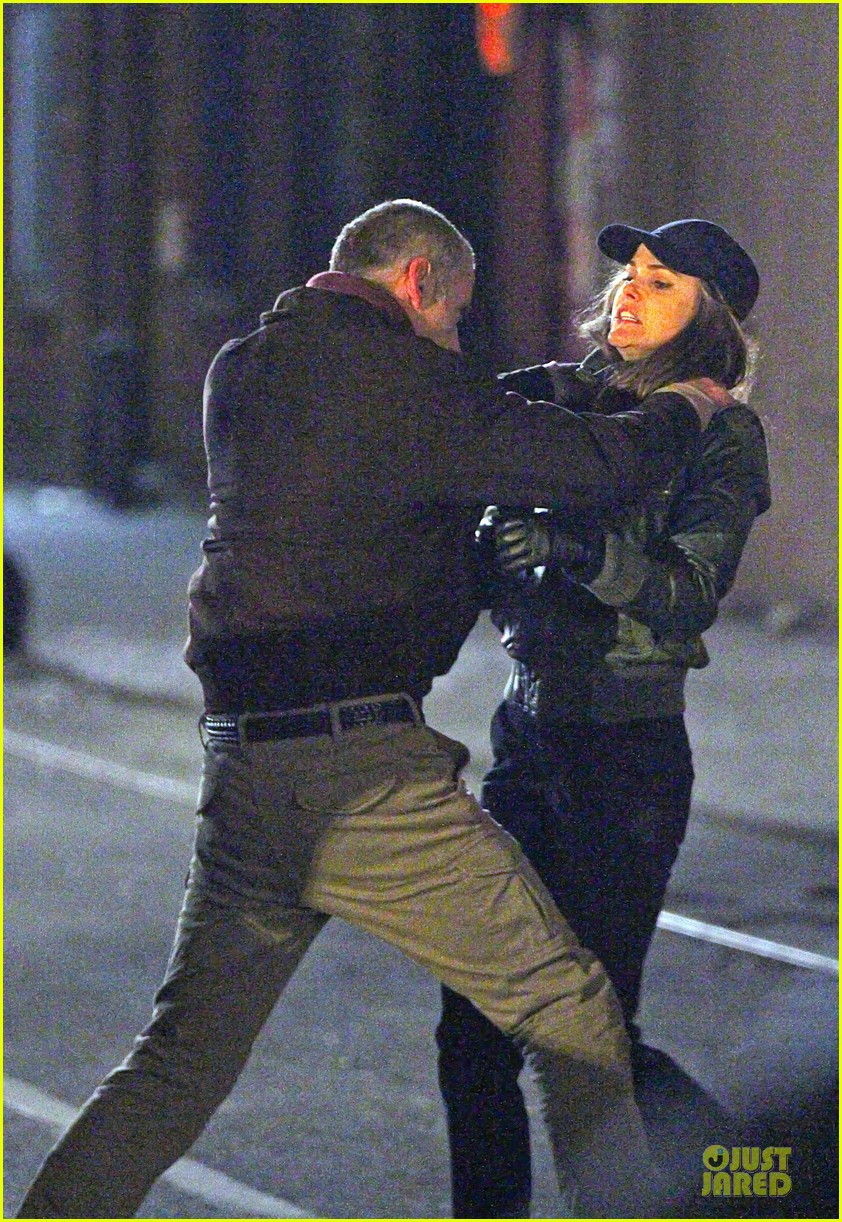 Fight Scenes Are Like Learning A Dance You Learn It Move: Keri Russell: 'The Americans' Fight Scenes!: Photo 3027391