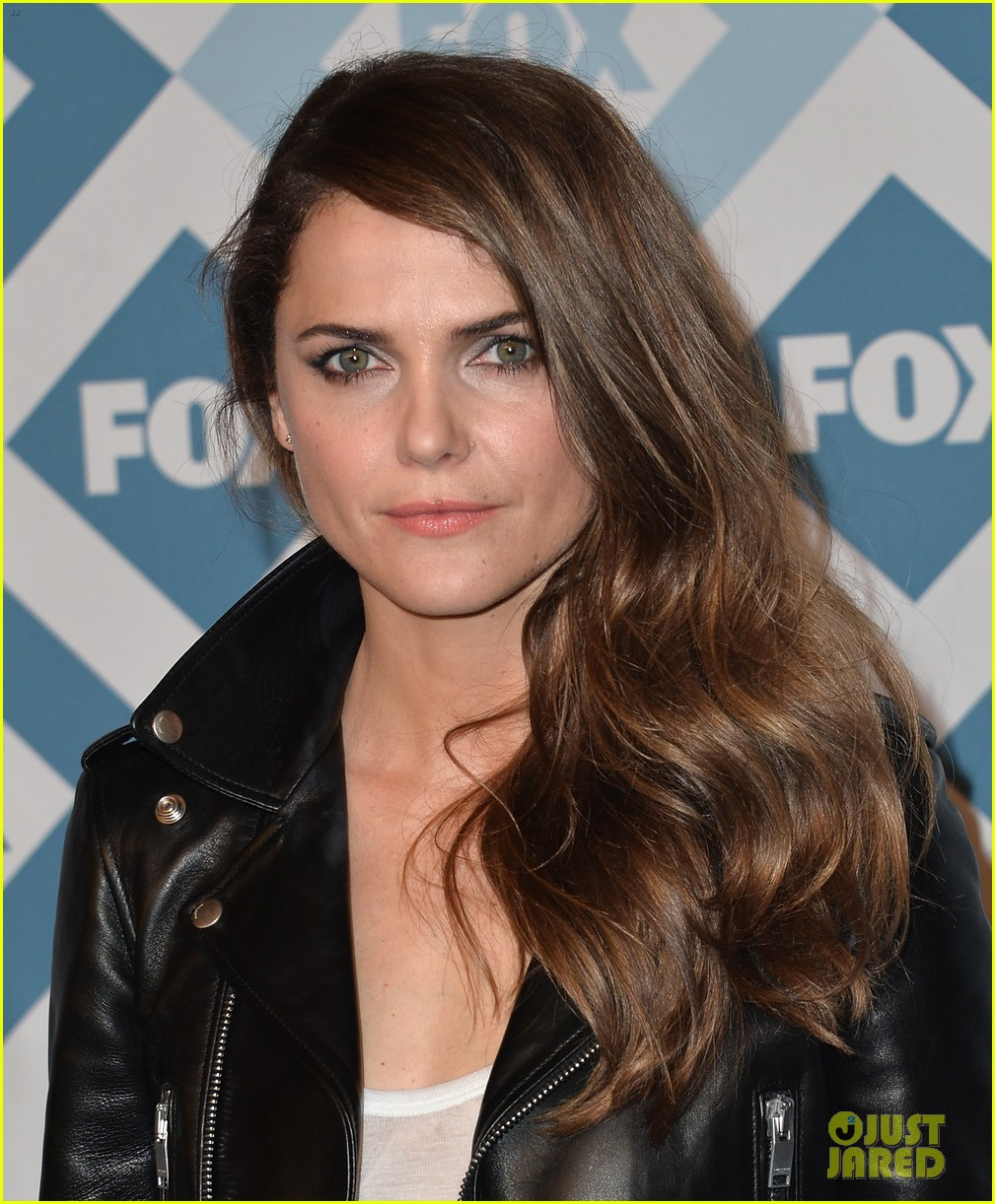 keri russell fox all star party 2014 01