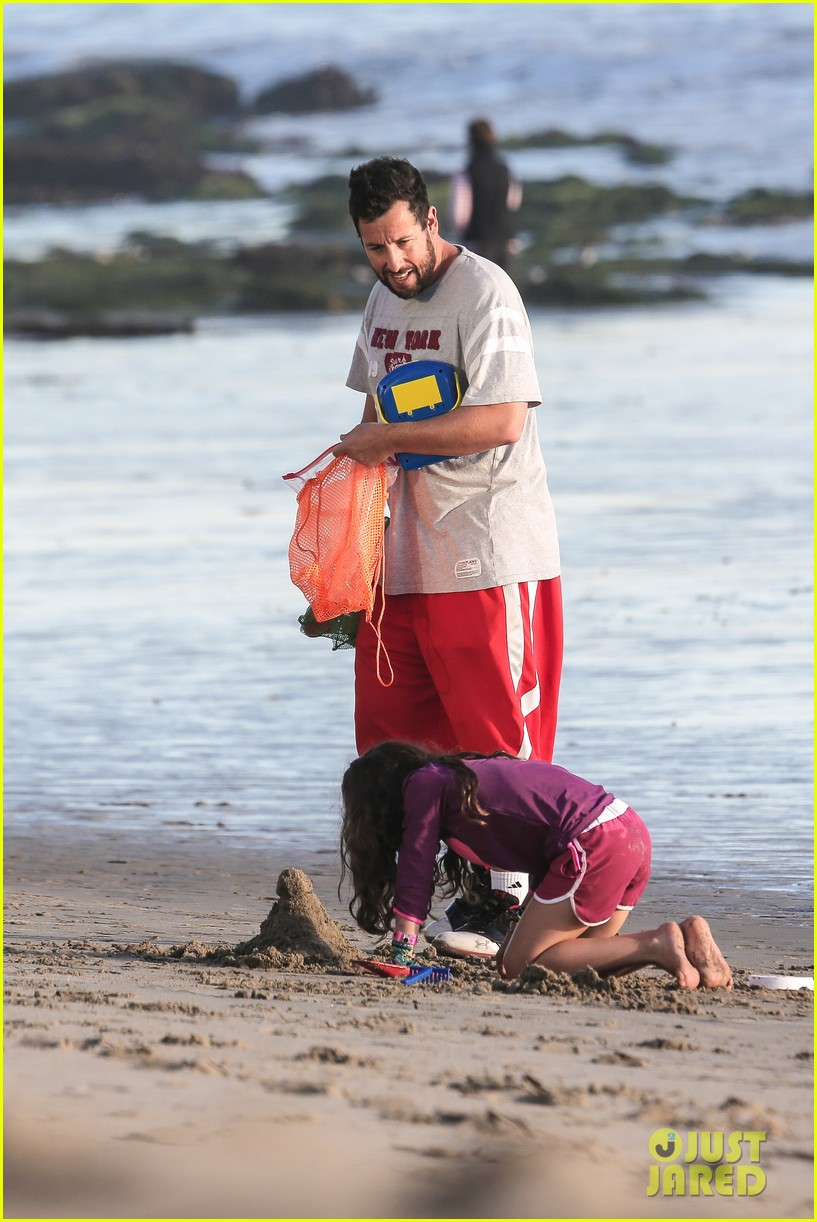 adam sandler back on west coast after hawaii trip 033022021
