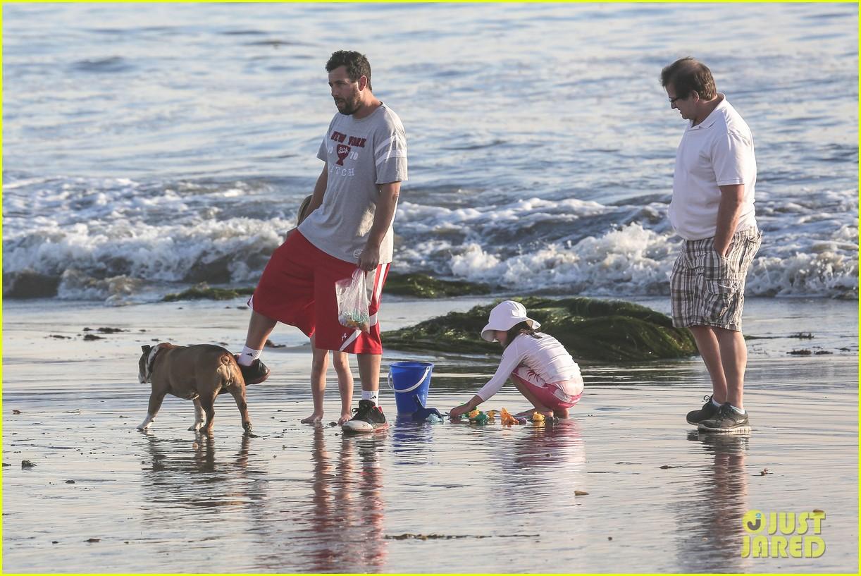 adam sandler back on west coast after hawaii trip 053022023