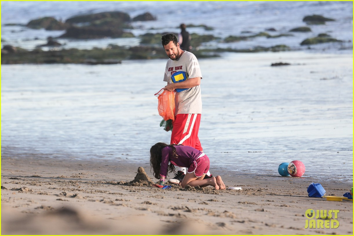 adam sandler back on west coast after hawaii trip 133022031