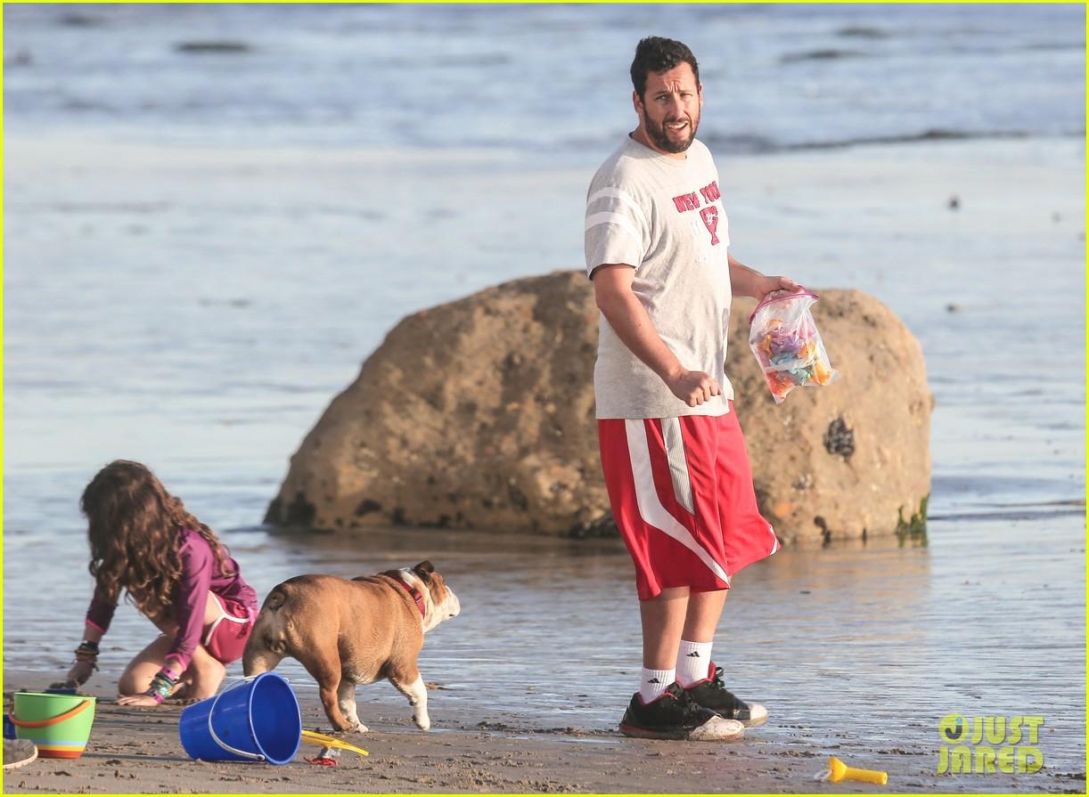 adam sandler back on west coast after hawaii trip 173022035