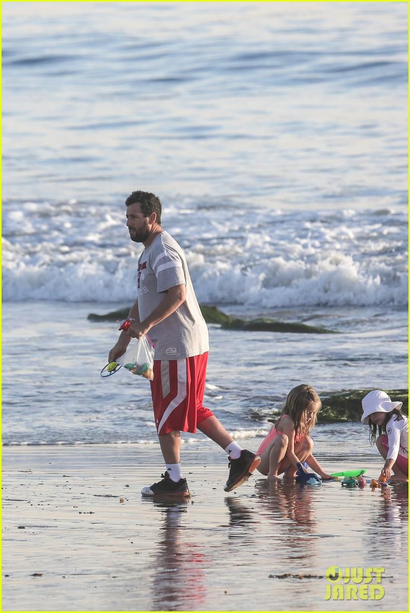 adam sandler back on west coast after hawaii trip 223022040