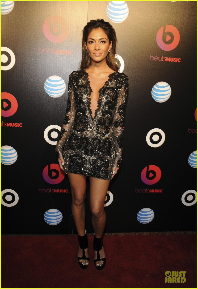 nicole scherzinger macklemore beats music launch party 013039951