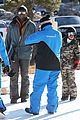 seal spends first day of 2014 snowboarding with the kids 06