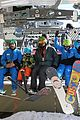 seal spends first day of 2014 snowboarding with the kids 19