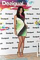 irina shayk presents new desigual campaign in spain 22