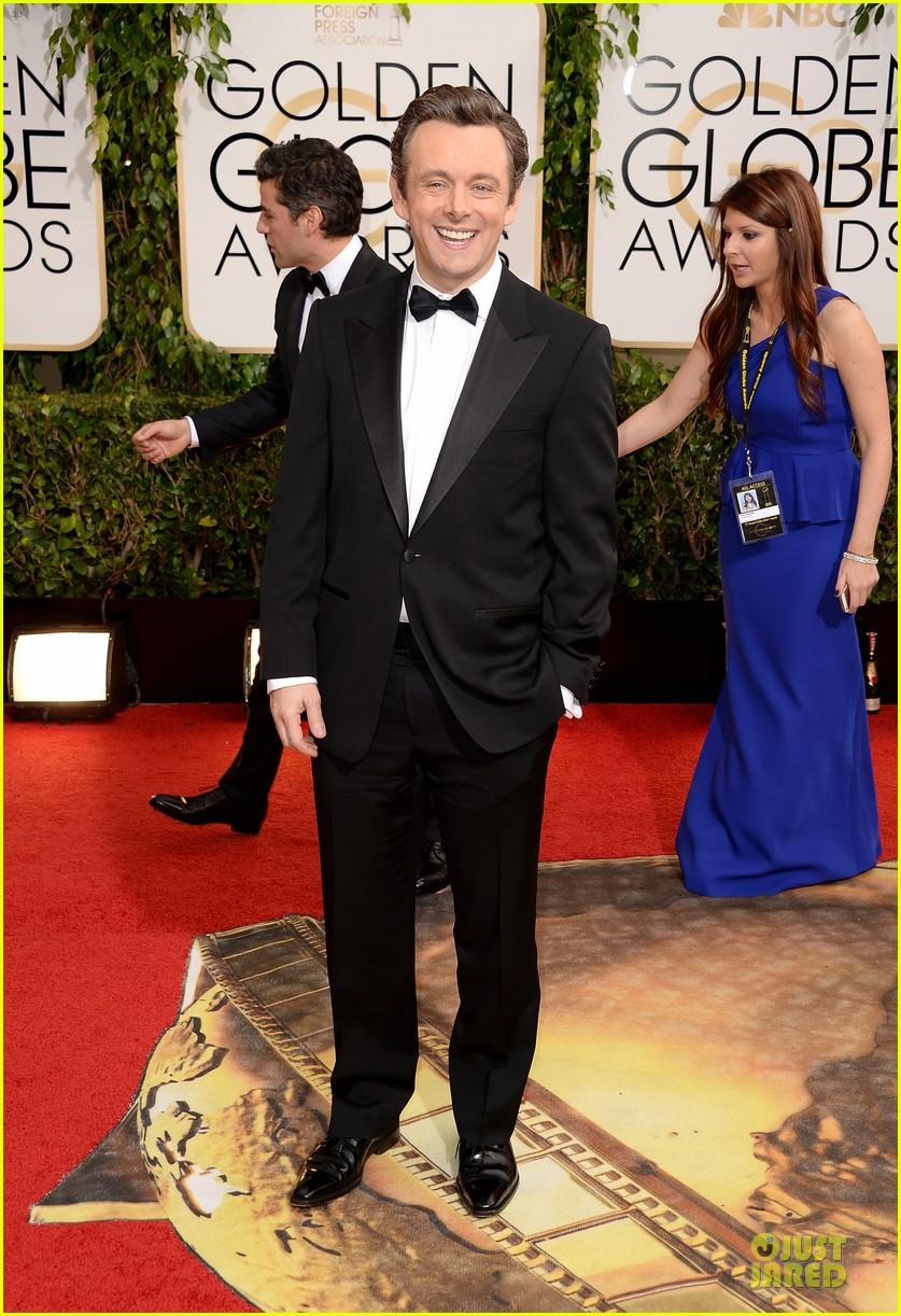 michael sheen james spader golden globes 2014 nominees 013029697