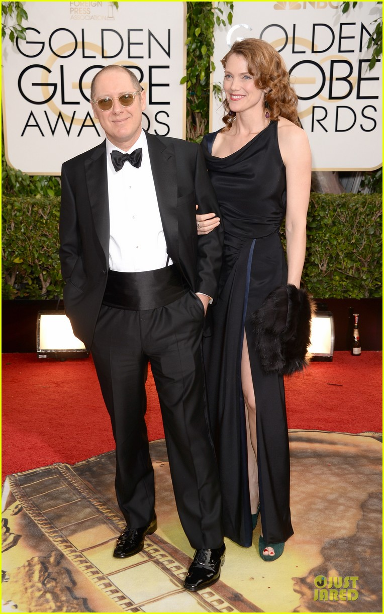 michael sheen james spader golden globes 2014 nominees 033029699
