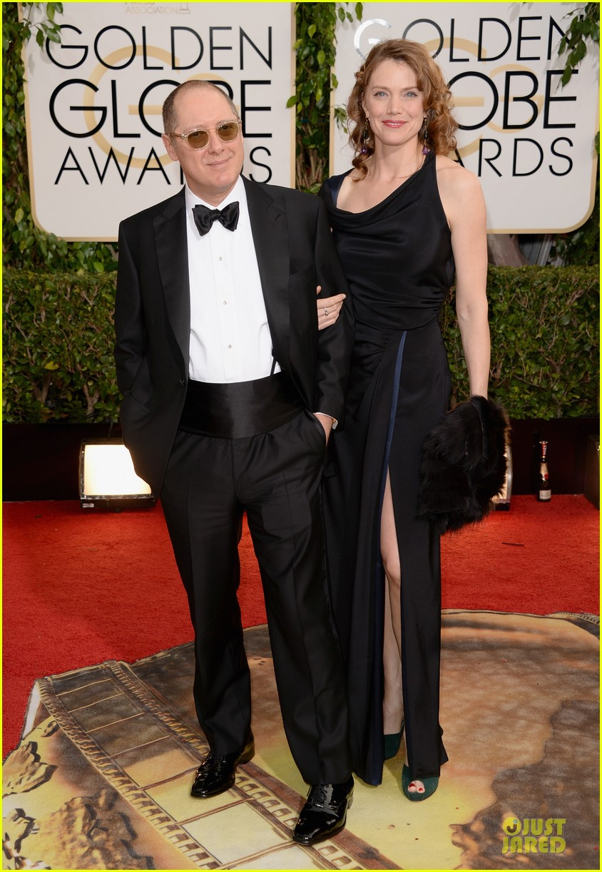 michael sheen james spader golden globes 2014 nominees 053029701