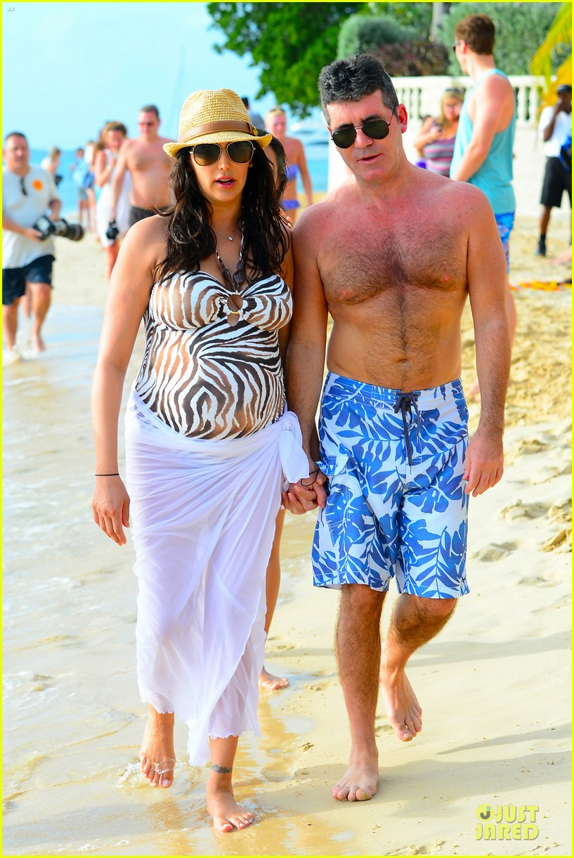 simon cowell lauren silverman hold hands on new year eve 143020719