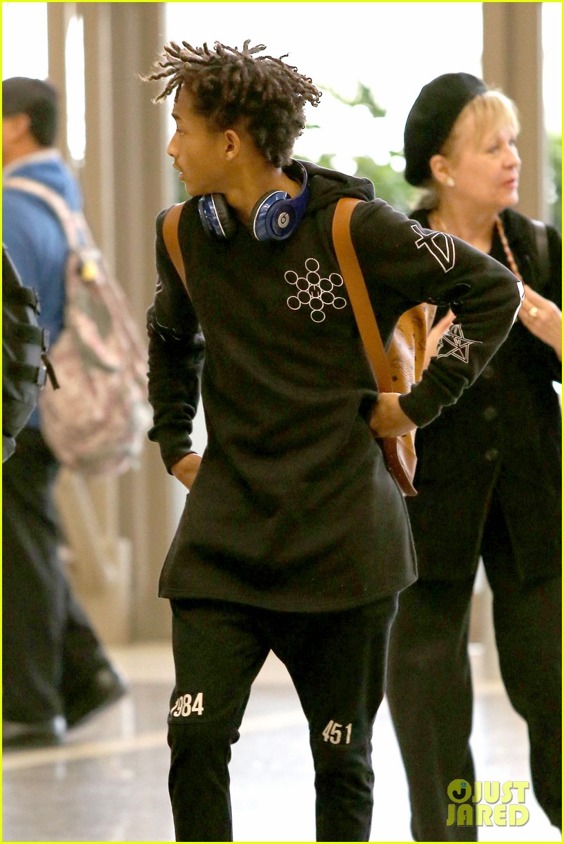 buff will smith takes jaden out of town 213044269