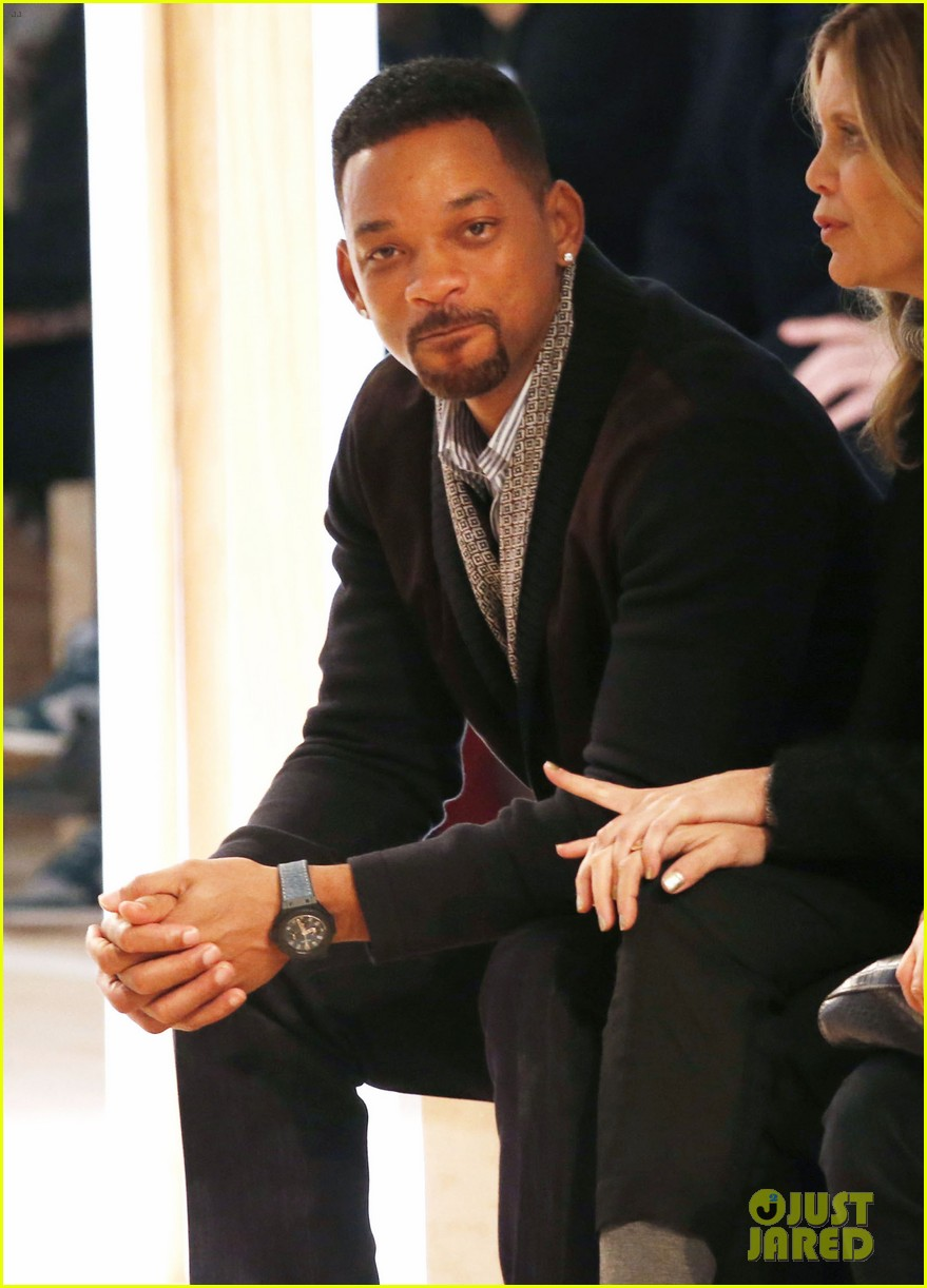 will smith karlie kloss dior homme fashion show 06