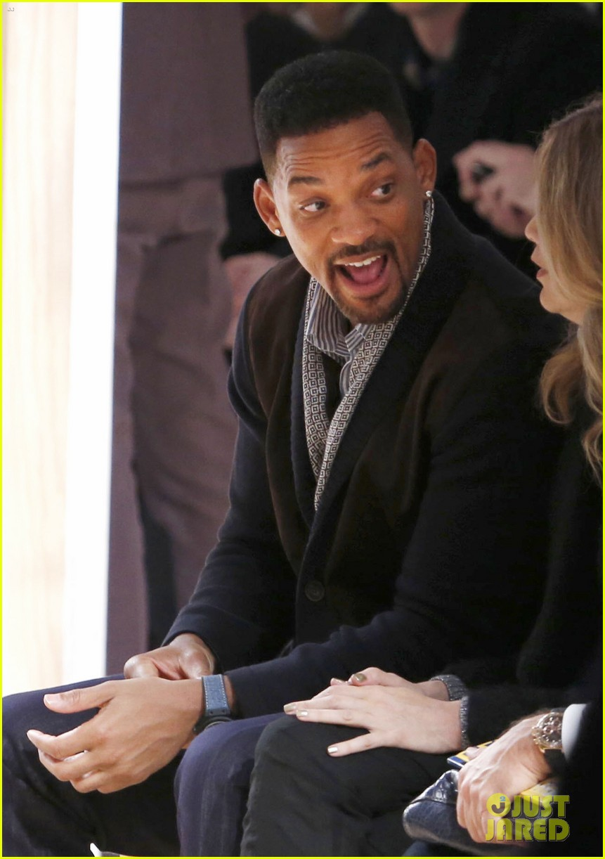 will smith karlie kloss dior homme fashion show 083035267