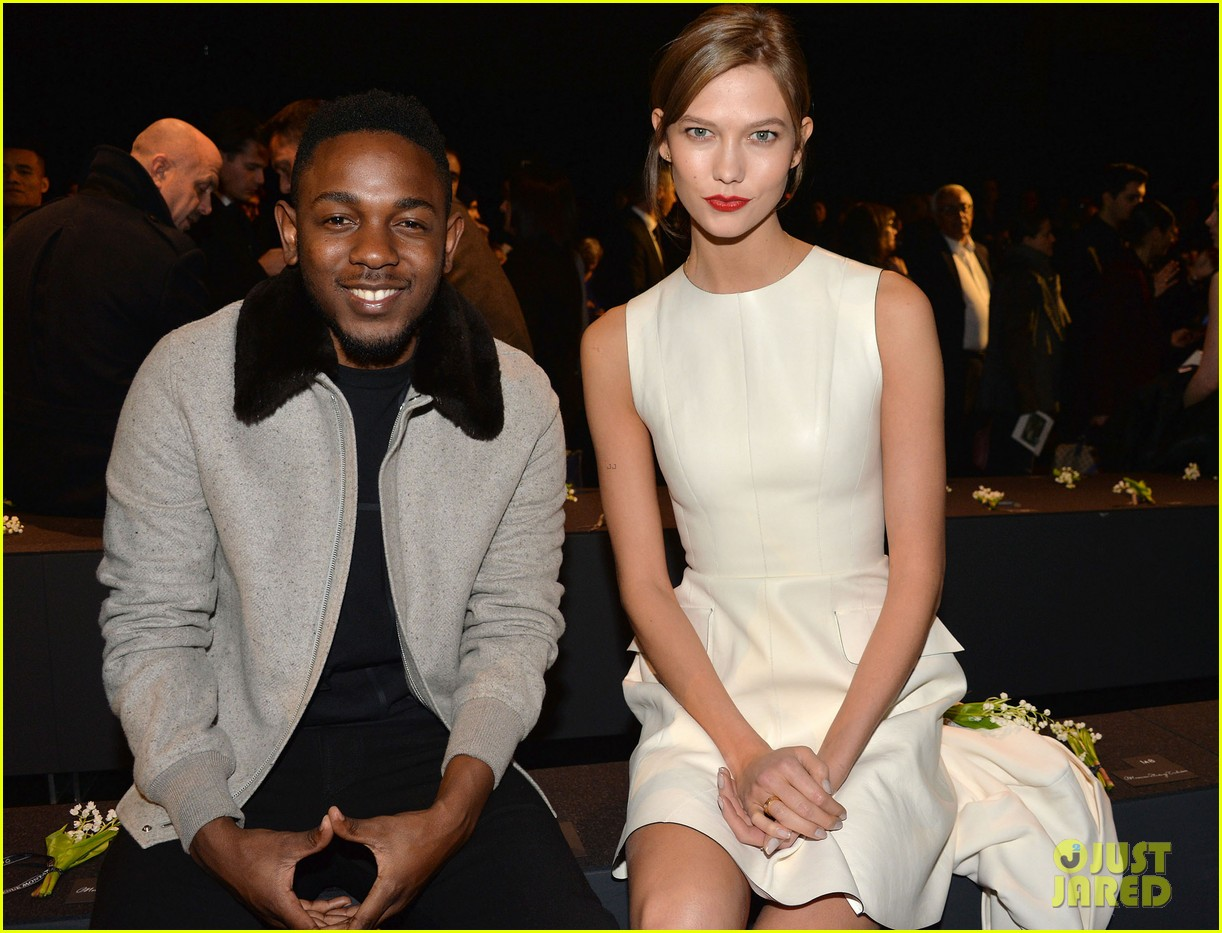 will smith karlie kloss dior homme fashion show 20