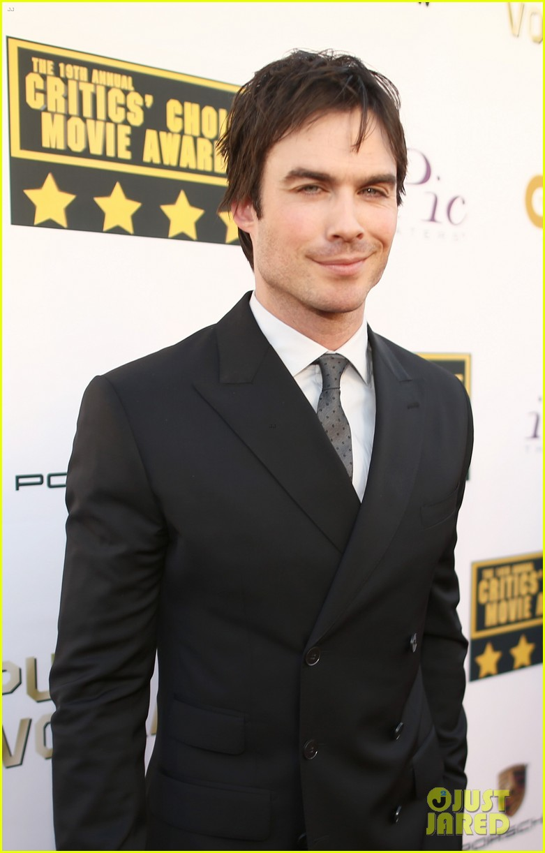 ian somerhalder critics choice movie awards 2014 red carpet 013032946