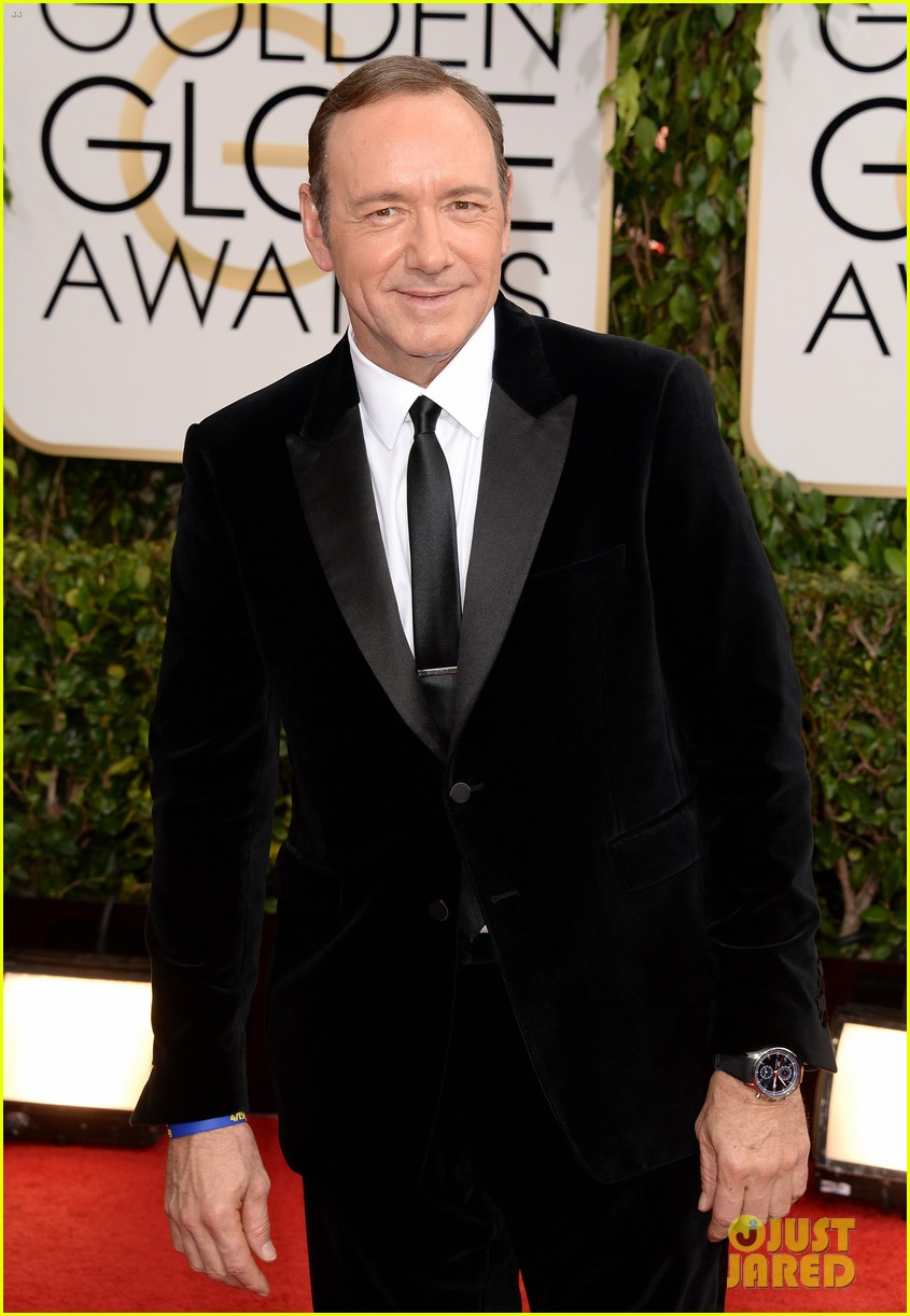 kevin spacey kristen connolly golden globes 2014 053029709