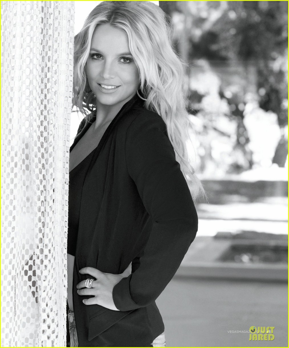 britney spears talks adjusting to new life in vegas magazine 013039596