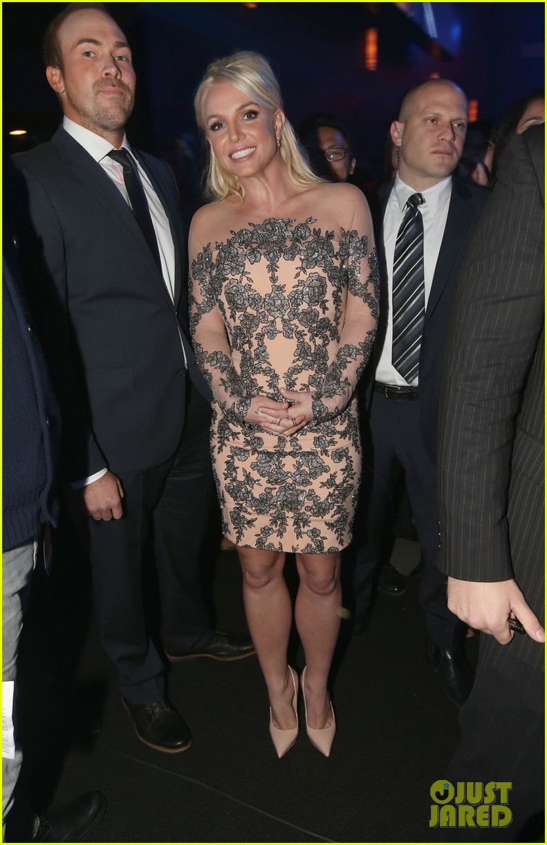 britney spears peoples choice awards 2014 with david lucado 053025698