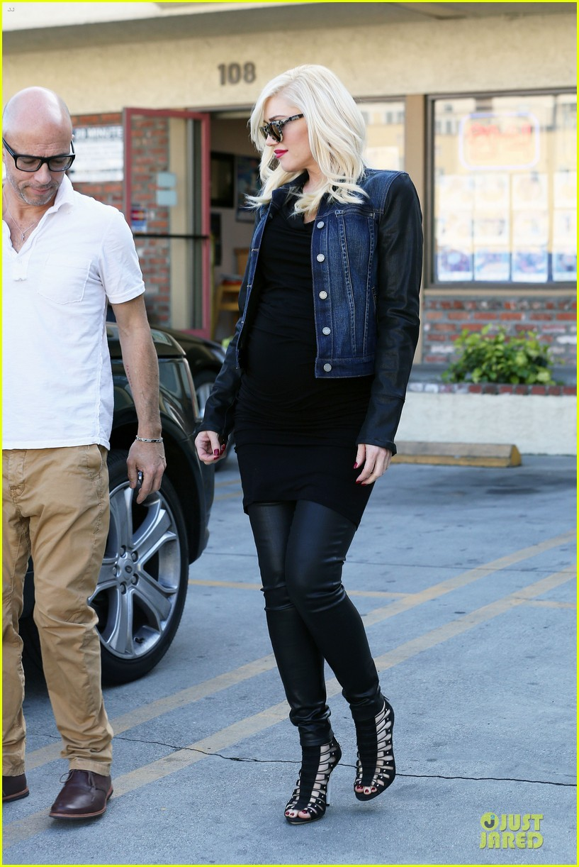 gwen stefani gavin rossdale is working on some new music 25