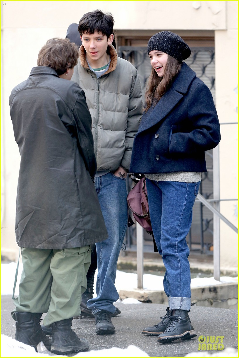 hailee steinfeld emile hirsch ten thousand saints set 12