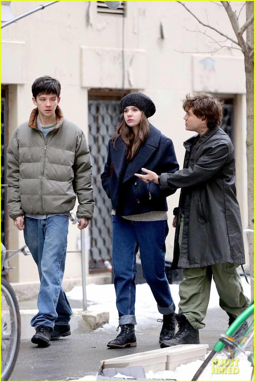 hailee steinfeld emile hirsch ten thousand saints set 14