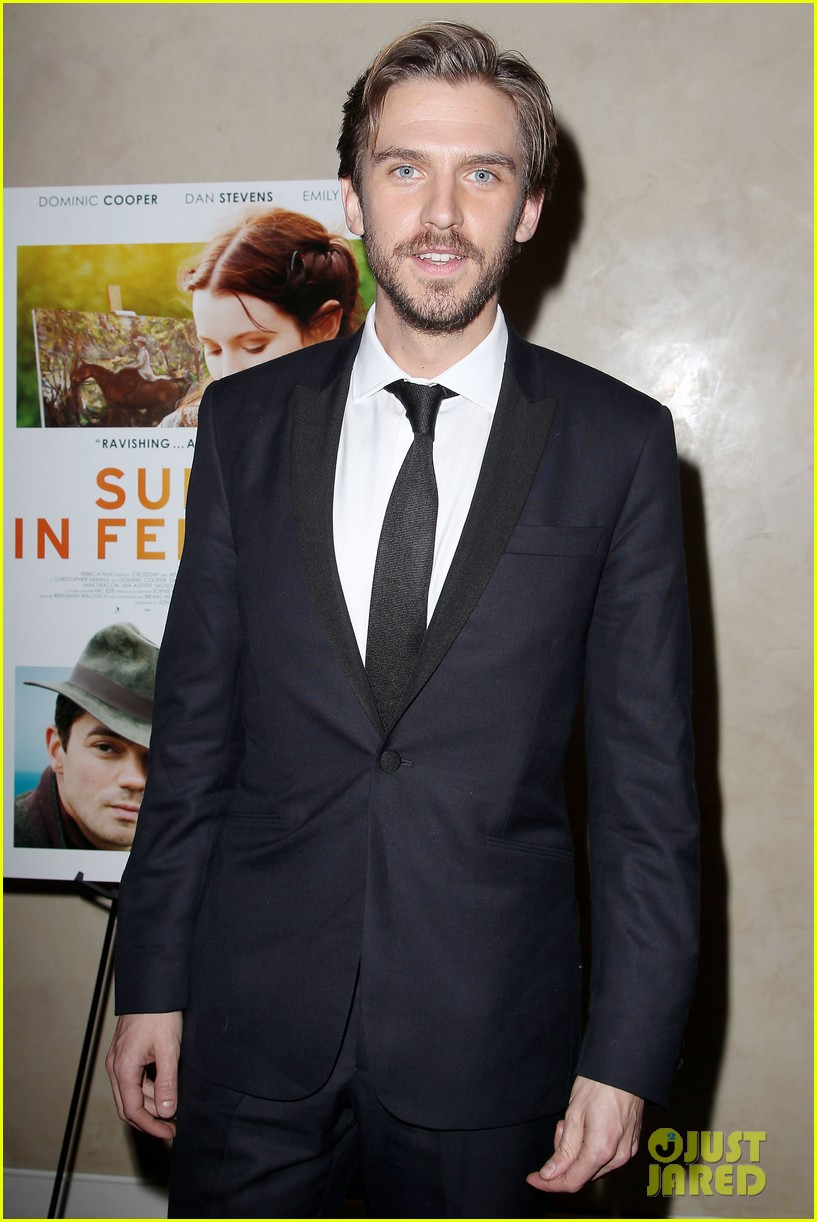 dan stevens summer in february screening 01