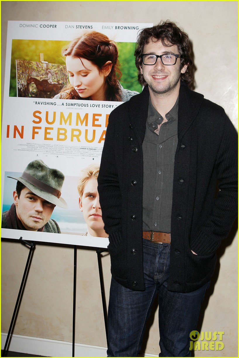 dan stevens summer in february screening 05
